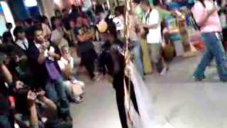 Anime Convention Megamall Manila Philippines Part 1