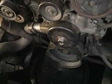 how do i replace the water pump in a 1994 buick lesabre : RepairPal