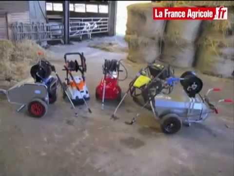 Nettoyeurs Haute Pression Cinq Appareils Test S Youtube