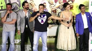 Salman Khan's FUNNY Moments With Media Reporters At Freaky Ali