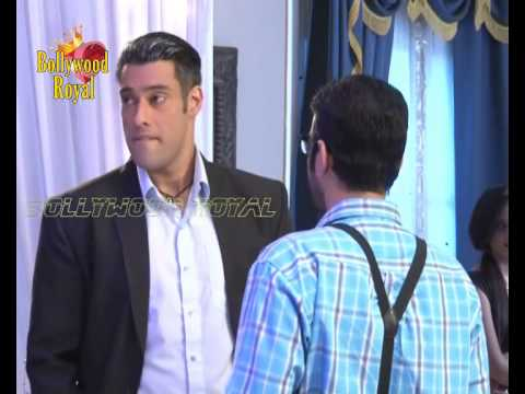 On Location of TV Serial 'Yeh Hai Mohabattein'  1