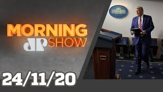 MORNING SHOW - 24/11/20