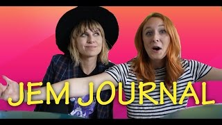 Jem Journal #7: WE SHOT JEM (WITH A CAMERA)