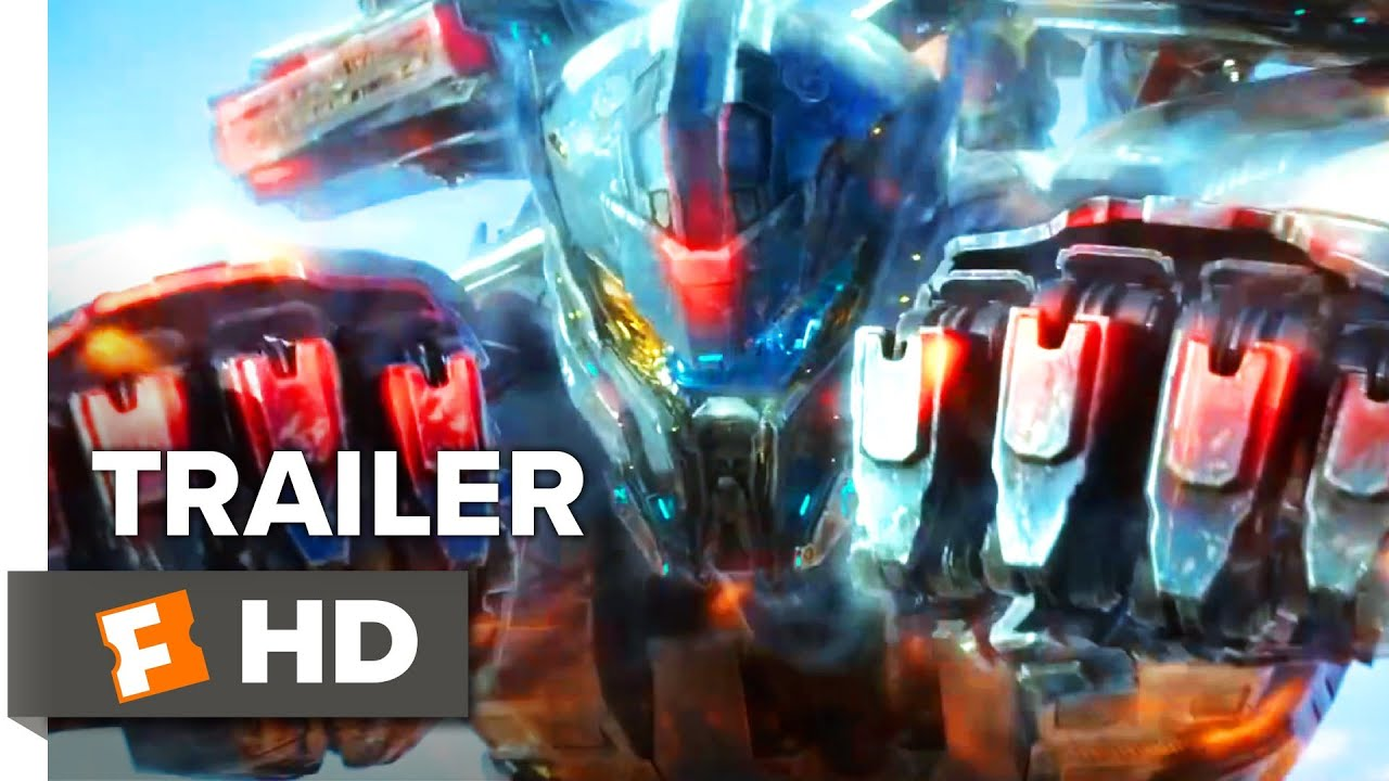 Pacific Rim: Uprising IMAX Exclusive Trailer (2018) | Movieclips Trailers