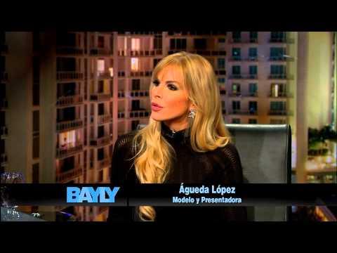 Jaime Bayly entrevista a la modelo y presentadora �gueda L�pez