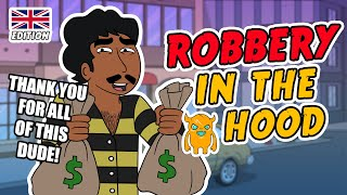 Robbery in The Hood (UK) - Ownage Pranks
