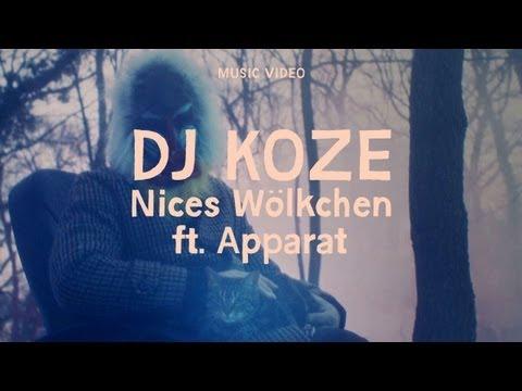 """DJ Koze - """"Nices Wölkchen feat. Apparat"""" (Official Music Video)"""