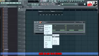 Hacer Bateria de Rap en Fl Studio - Old School (Chile)