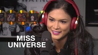 Miss Universe Loves Getting DM's from James Franco