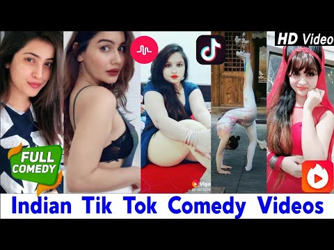 Full Comedy | Indian Tik Tok Funny Videos Compilation | Musically Funny Videos