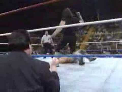 WWF - The Undertaker Vs The Repo Man Video