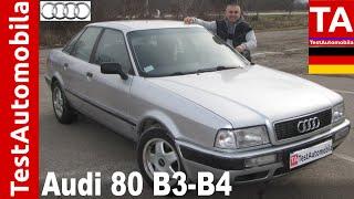 AUDI 80 B3-B4 - POČASNI KRUG