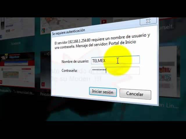 Bloquea A Quien Te Roba Señal WIFI (SOLO TELMEX)