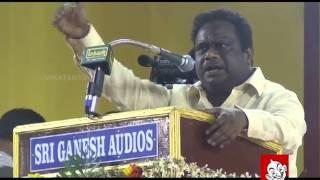 mqdefault Kaduvetti Gurus Controversial speech at Mahabalipuram PMK meeting
