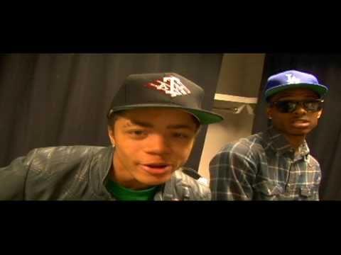 Ratt Trap TV Ep. 1 - Part 4 (New Boyz Interview/Woady Wild Live)
