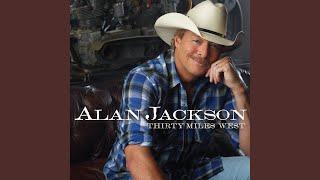 Alan Jackson Life Keeps Bringin' Me Down