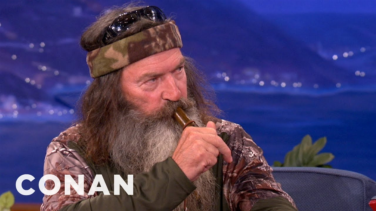 Duck Call Pictures Duck Calls Conan on Tbs