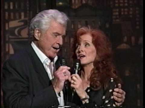 Broadway Melodies 1994. John&Bonnie Raitt. Letterman