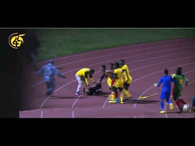 Extreme moral misconduct Was Displayed On A Game Between Wewalo Adigrat And Mekelakeya Teams