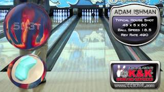 Ebonite International Summer 2012 Bowling Ball Releases presented by K&K Bowling Services