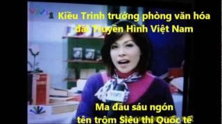 Kẻ cắp giảng đạo đức và văn hóa trên đài THVN