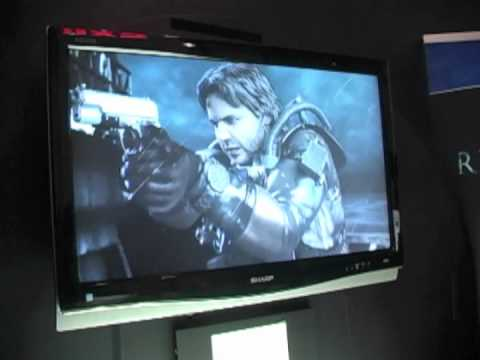 Resident Evil Revelations - NYCC 2011 Trailer (Off-Screen)