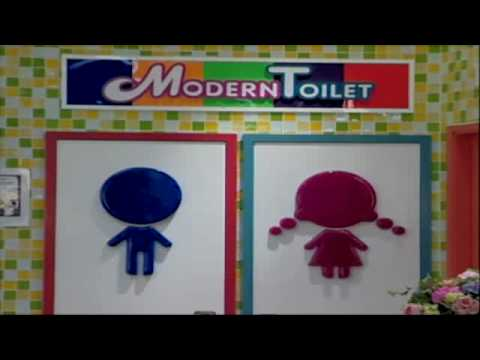 It's a one-of-a-kind dining experience at MODERN TOILET, an Asian restaurant ...