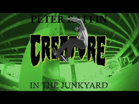 In The Junkyard with Peter Raffin