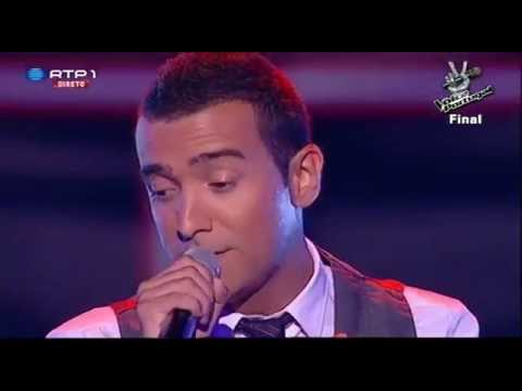 Rui Drumond - wrecking Ball - Final - The Voice Portugal video