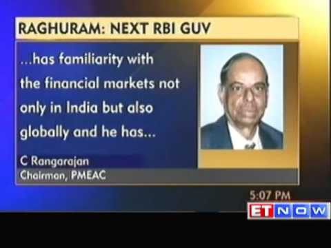 Economists Cheer Raghuram Rajan As RBI Governor