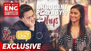 [EXCLUSIVE] Liza and Enrique interview each other