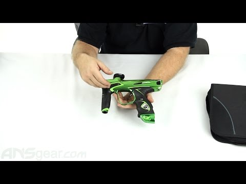Dye DM15 Paintball Gun - Review