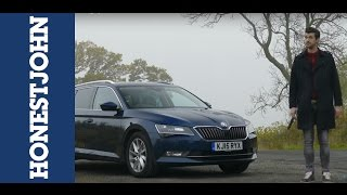 Skoda Superb Review: 10 things you need to know