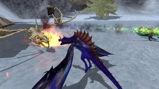 🐉Flying Dragon Family Simulator, By Gluten Free Games