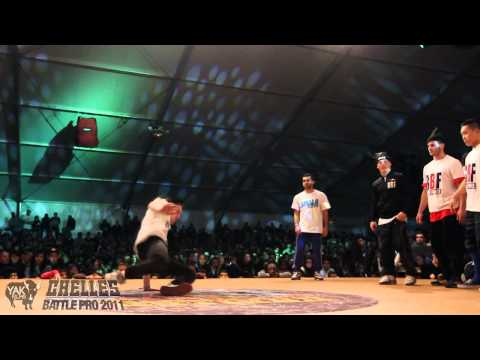 Chelles Battle Pro 2011 Bboy Breakdancing France | YAK FILMS