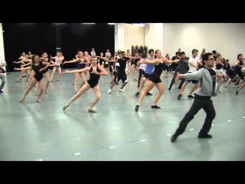 Master Class with Christopher Gattelli