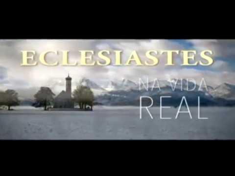 Eclesiastes na Vida Real: Há muitos tipos de conjugalidade. Encontros que desabsurdificam a vida.