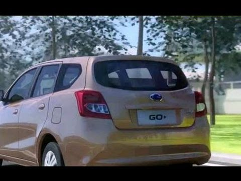 Go: Datsun Go+ Exterior Interior Video Indonesia MVP & Hatcback Type