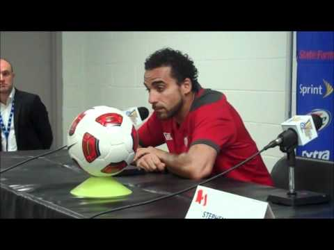 Gold Cup 2011 Canada-Guadeloupe post-game coverage: Dwayne De Rosario
