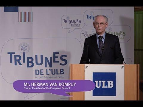 Tribunes de l'ULB : The EU - Japan relationship