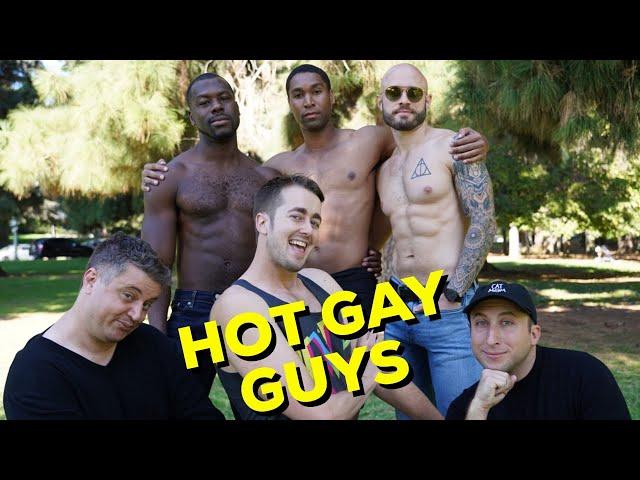 HOT GAY GUYS - A Music Video thumbnail