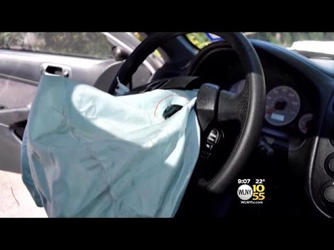More Than 2M Vehicles Recalled 2nd Time For Faulty Air Bags