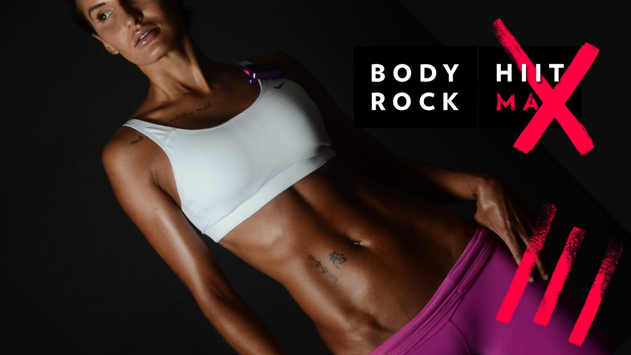 Workout Beginners Bodyrock Bodyrock Hiitmax | Workout 13