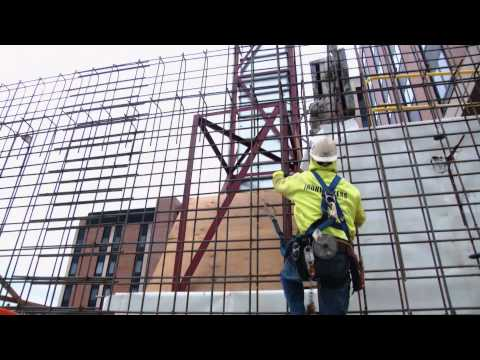 Construction Site Tour - New Golisano Children's Hospital