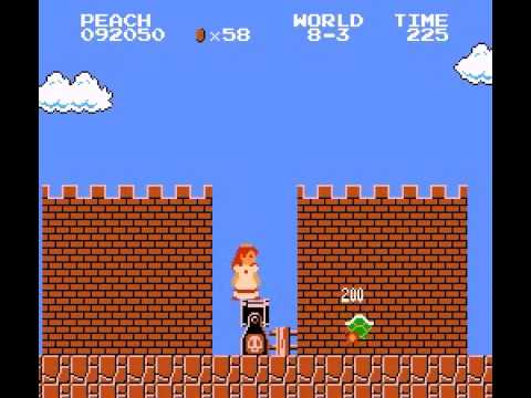 Super Mario Bros.: Peach Edition