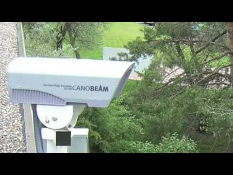 Free Space Optics - Canobeam provides redundancy to fiber/RF