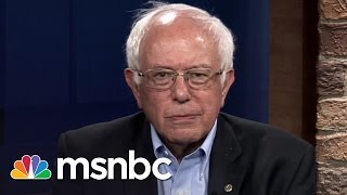 Bernie Sanders: Clinton Camp 'Should Be Wary