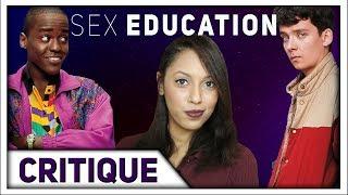 SEX EDUCATION (Netflix) - Le sexe mais pas que !
