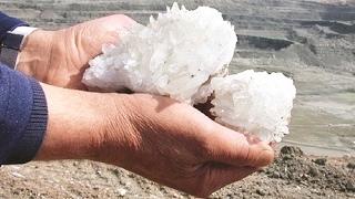 Ülkemizde Yaklaşık 1 Milyar Ton Bulunan Bor Madenini Araştırdık!