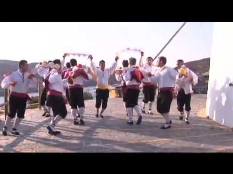 Danza de las Flores - Sanlúcar de Guadiana